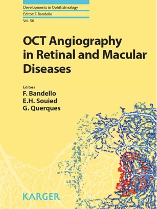 OCT Angiography in Retinal and Macular Disease F.Bandello, E.H. Souied G. Querques<br />OCT Angiography in Retinal and Macular Disease F.Bandello, E.H. Souied G. Querques<br />